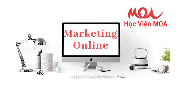 Marketing Online ra làm gì