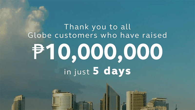 Watch: Thanks to you, Globe Rewards raised PHP 10 million, donates to PGH