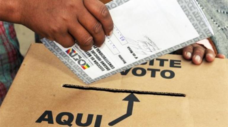 La Ley de Régimen Electoral aplica en su art. 154 para todos los ciudadanos mayores de 18 años / WEB