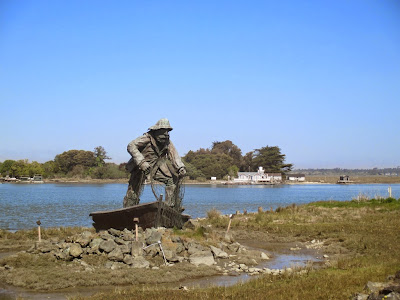 Memorial for Those Lost at Sea Woodley Island Humboldt Bay