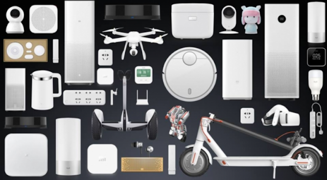 Complete your home now with the Xiaomi Ecosystem
