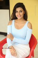 Anisha Ambrose Latest Pos Skirt at Fashion Designer Son of Ladies Tailor Movie Interview .COM 0971.JPG