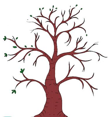 Pohon Bintang Kata Peristiwa Malam Hari www.jokowidodo-marufamin.com