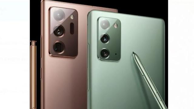 Waduh, Pengguna Keluhkan Kamera Samsung Galaxy Note 20 Berkabut