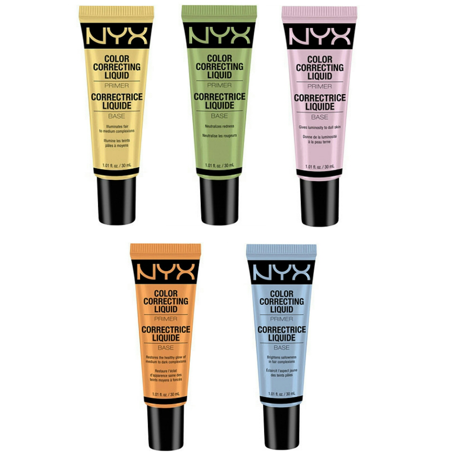 New Color Correctors For Every Budget The Budget Beauty Blog