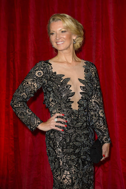 Actress, @ Gillian Taylforth - British Soap Awards 2016 London