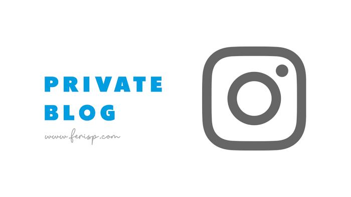 Cara Menambah dan Menghapus Label Blog Pribadi di Instagram