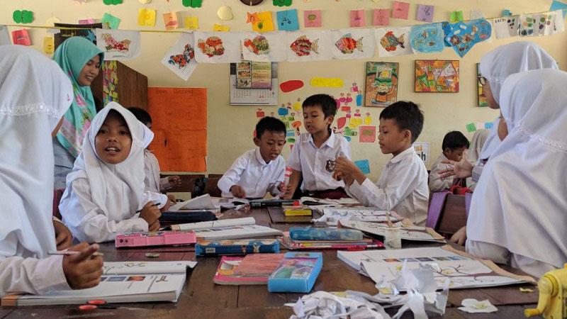 Tips Mengajar Bahasa Inggris untuk Anak SD yang Efektif dan Menyenangkan