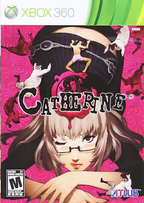 Catherine Game Cover Xbox 360