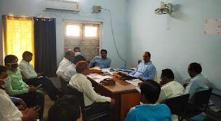 meeting-madhubani-for-essential-commodity