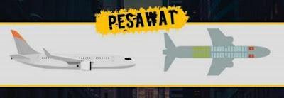 Posisi paling aman dalam pesawat