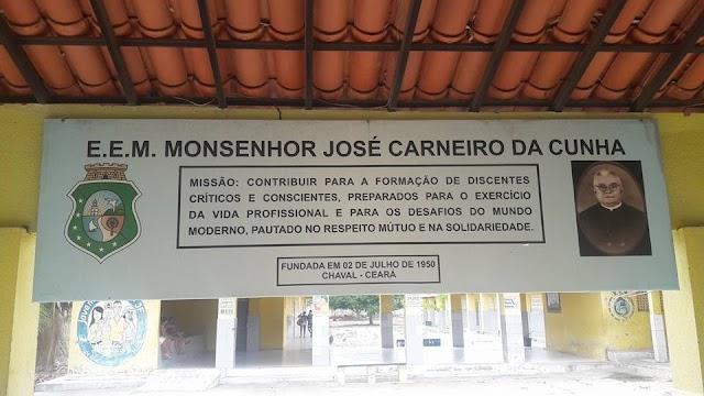 Quer terminar seu ensino médio? Escola Monsenhor Carneiro oferecerá EJA 2017