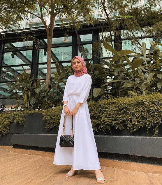 أفضل وأزياء الحجاب الصيفية