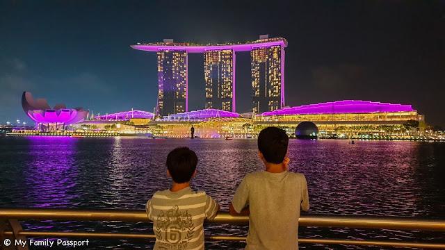 Qué ver en Singapur en familia