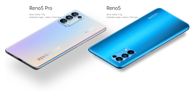 Oppo Reno5 Series Vs Oppo Reno5 Pro 5G