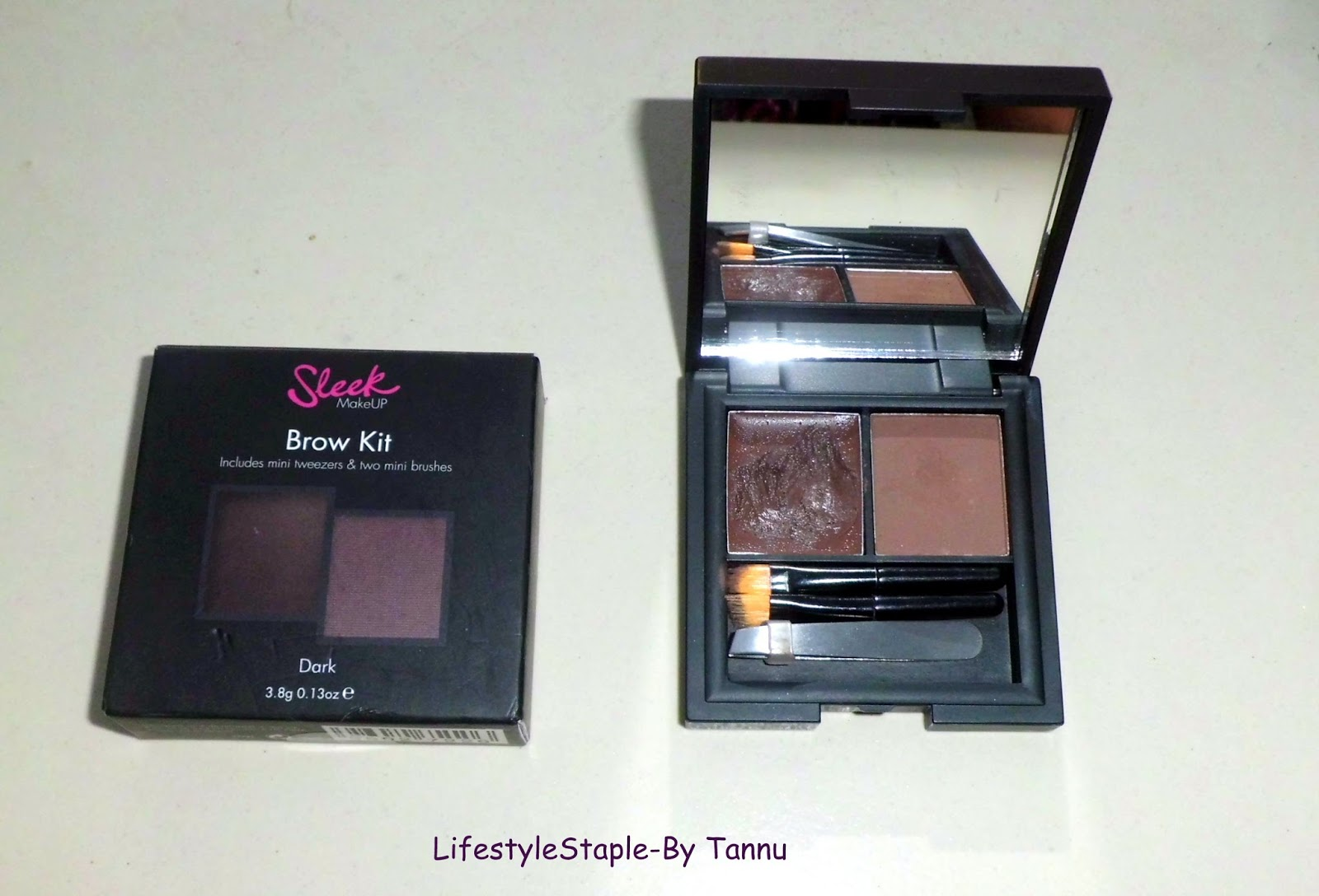 Sleek Makeup Brow Kit 'Dark' Review – Lifestyle Staple