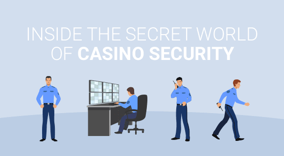 Casino security and surveillance plans how odds work in gambling