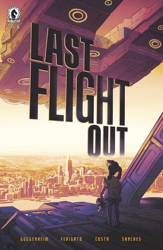 Last Flight Out #1