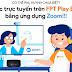 Hướng dẫn cài đặt ZOOM trên FPT Play BOX