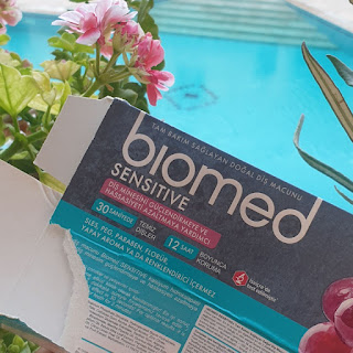 biomed diş macunu kullananlar