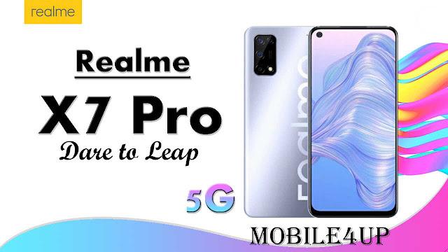 Realme X7 Pro | تعرف على مواصفات وسعر هاتف Realme X7 Pro