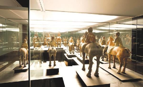 New exhibit explores birth of China's dynasties