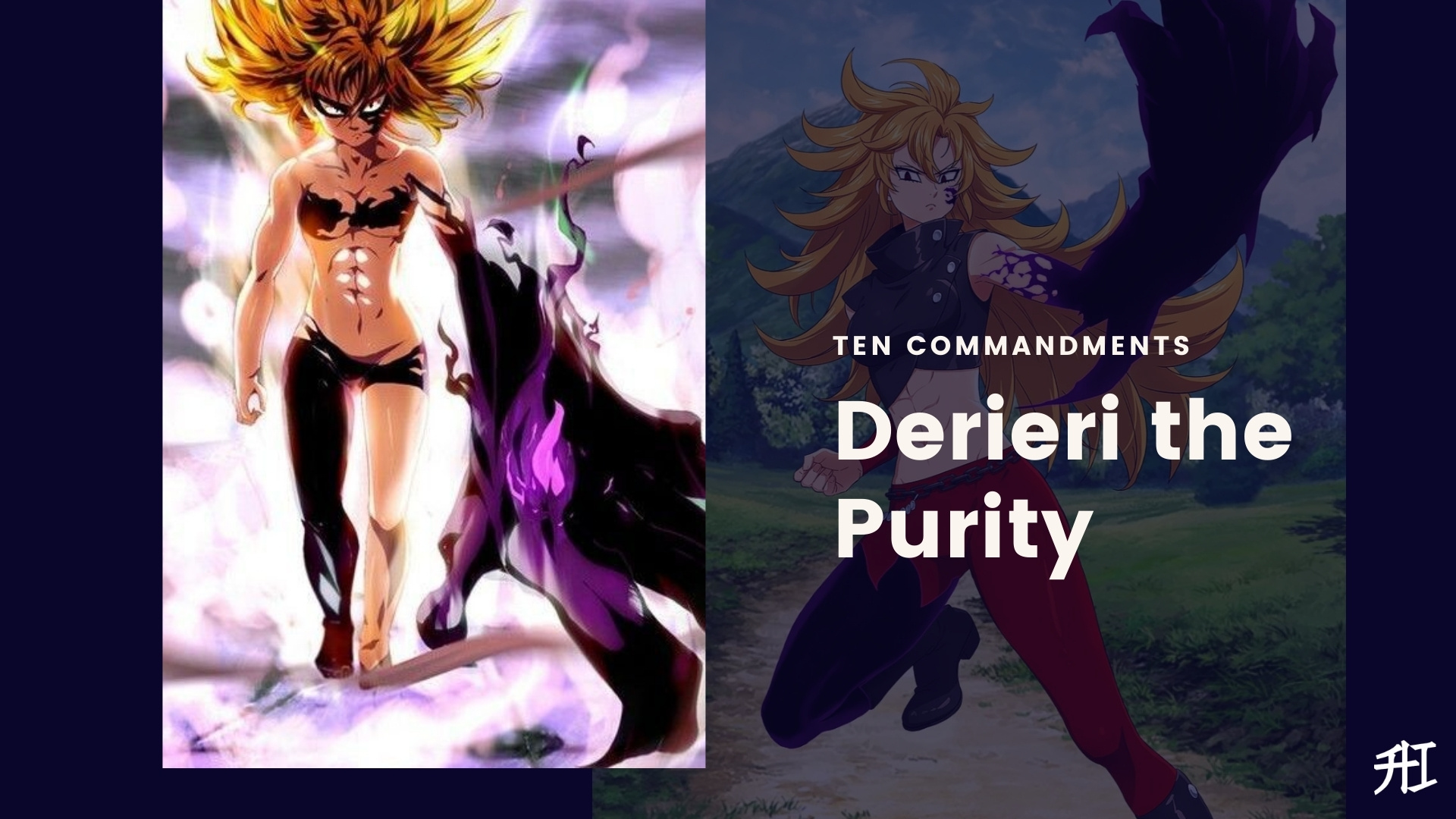 The Ten Commandments - Ranked! Nanatsu No Taizai
