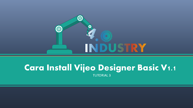 Download dan Install Vijeo Designer Basic 1.1
