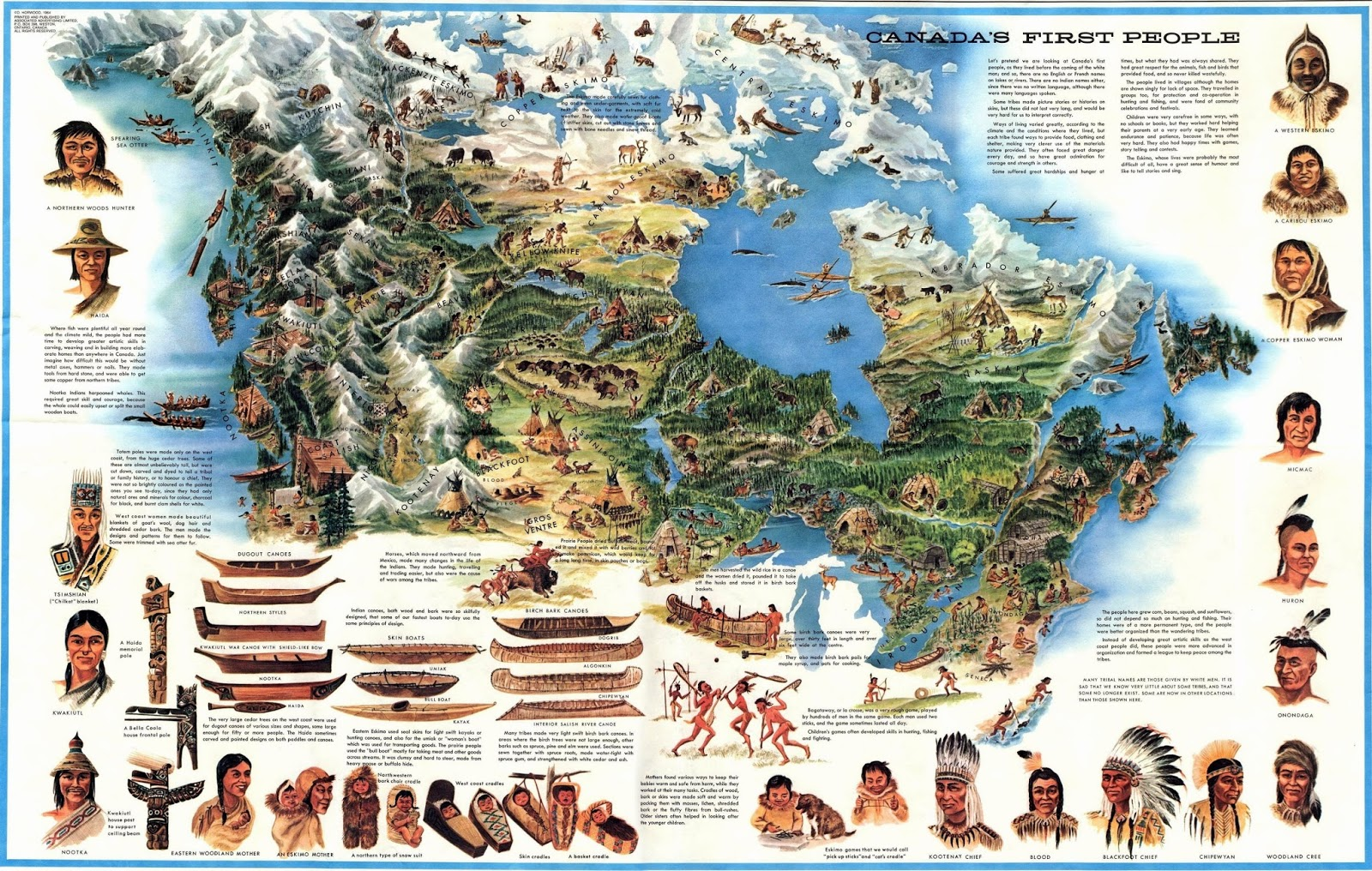 Together, British troops, First Nations, and Canadian volunteers defeated  an American invasion in 1812-14