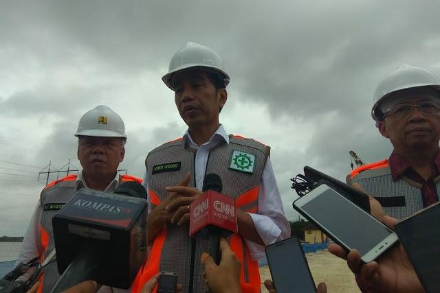 Jokowi Izinkan 4 Pulau Reklamasi Dilanjut, Pengamat: Taipan akan Mendanai Jagoan PDIP di 2024