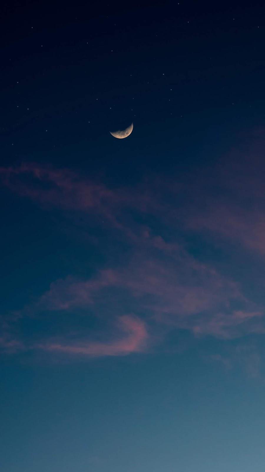 Bầu trời giữa màn đêm