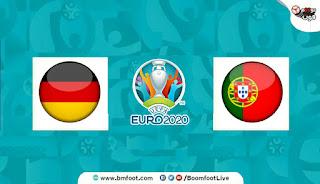 بث مباشر مباراة ألمانيا ضد البرتغال مباشرة في كأس أمم أوروبا