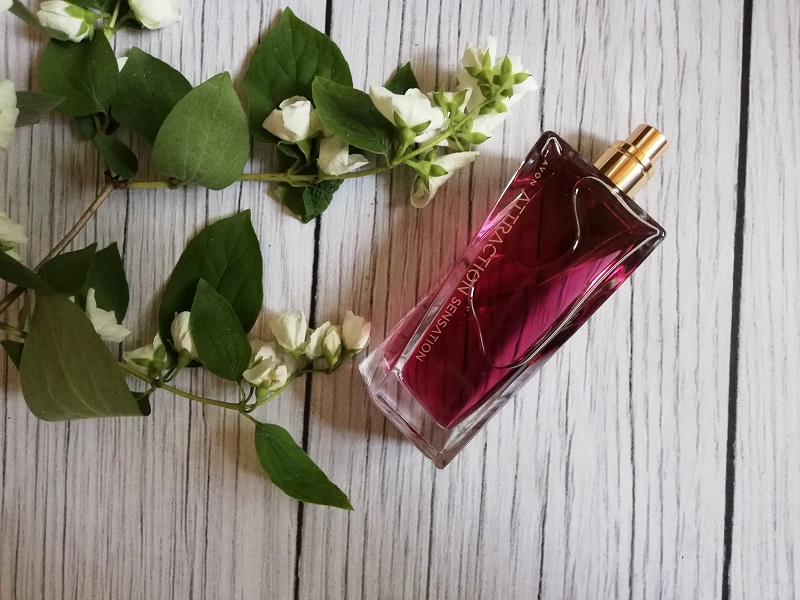 Avon Attraction Sensation for her woda perfumowana