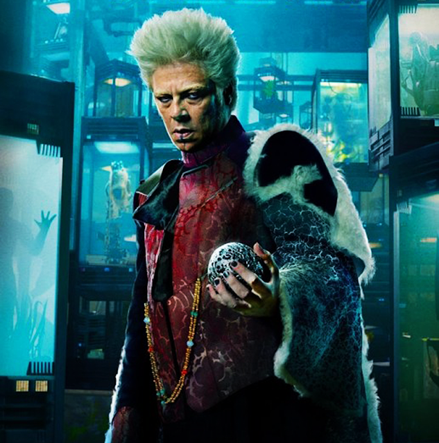 Benicio del Toro în Guardians Of The Galaxy