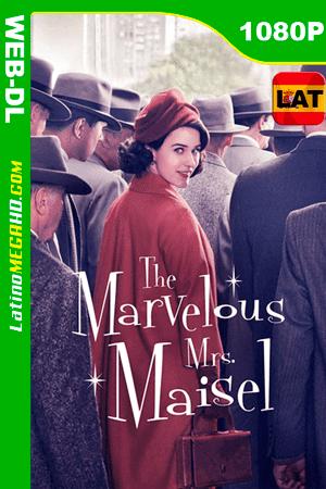 La maravillosa Sra. Maisel (Serie de TV) Temporada 1 (2017) Latino HD WEB-DL 1080P - 2017