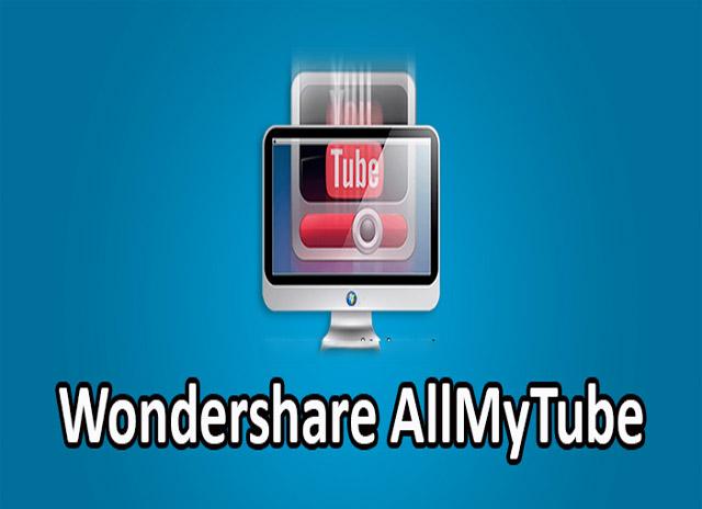 Wondershare AllMyTube Full -