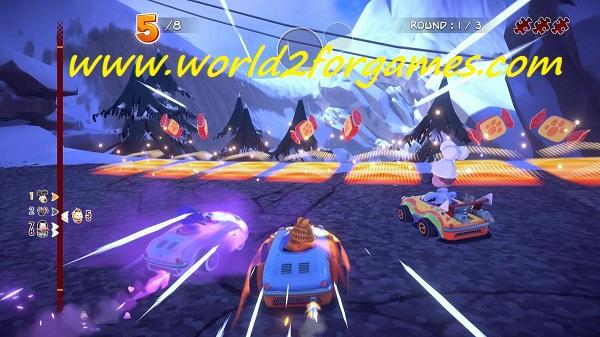 Free Download Garfield Kart - Furious Racing
