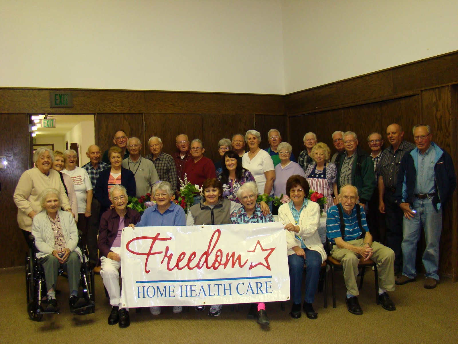 Freedom Home Health And Hospice: Payson Young At Heart