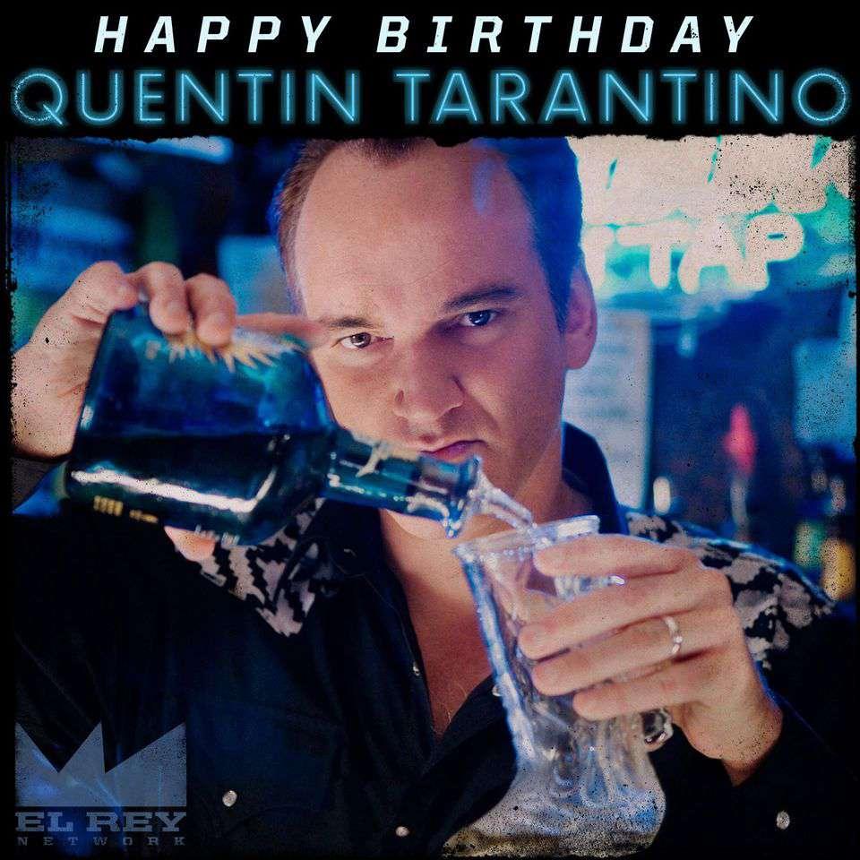 Quentin Tarantino's Birthday Wishes