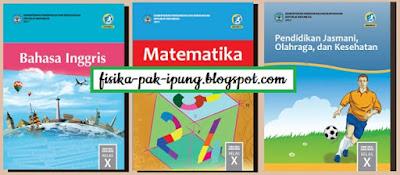 Buku Kelas 10 Kurikulum 2013 Revisi 2017 SMA/MA