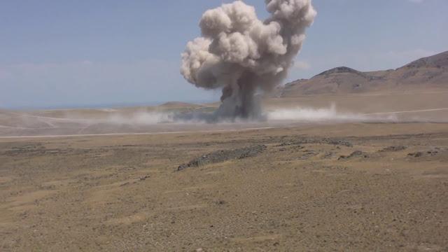 Explosión de una mina en Bir Nazaran (Sáhara Occidental) deja varios heridos.