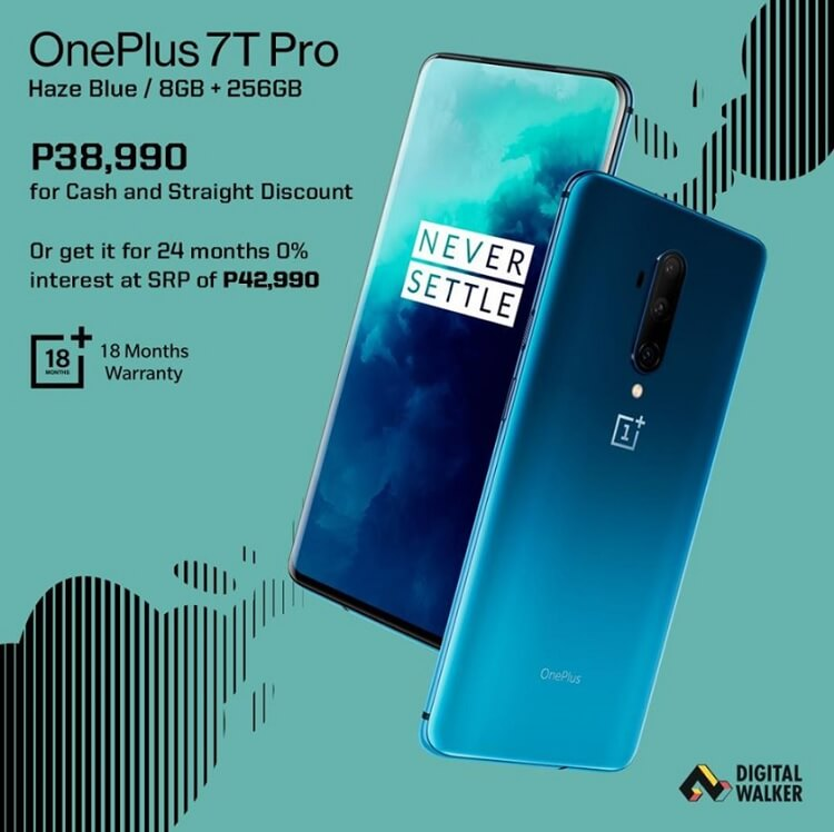 OnePlus 7T Pro Gets Cash and Straight Discount