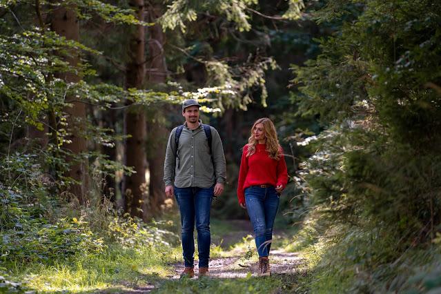 Drei-Täler-Tour und Stadtrundgang Bad Harzburg  Wandern im Harz  Eckerstausee - Radauwasserfall 08
