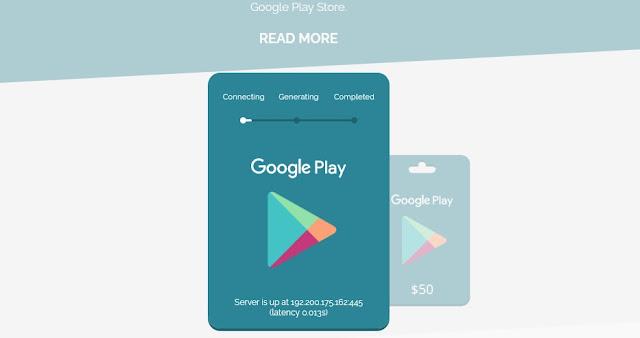 موقع ربح بطاقات واكواد قوقل بلاي Google Play Card 2021 بدون تطبيقات