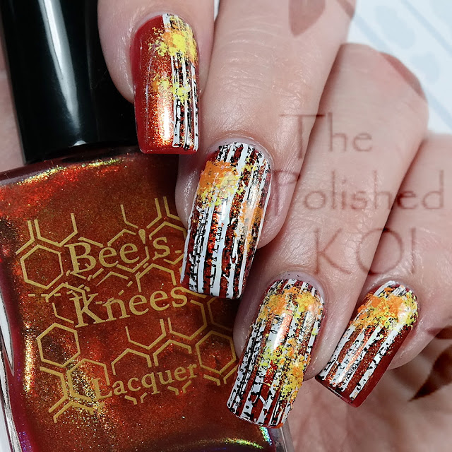 Bee's Knees Lacquer - All Hail King Paimon