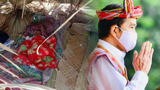 YLBHI soal Kekerasan Aparat dan Baju Adat NTT yang Dipakai Jokowi: Miris
