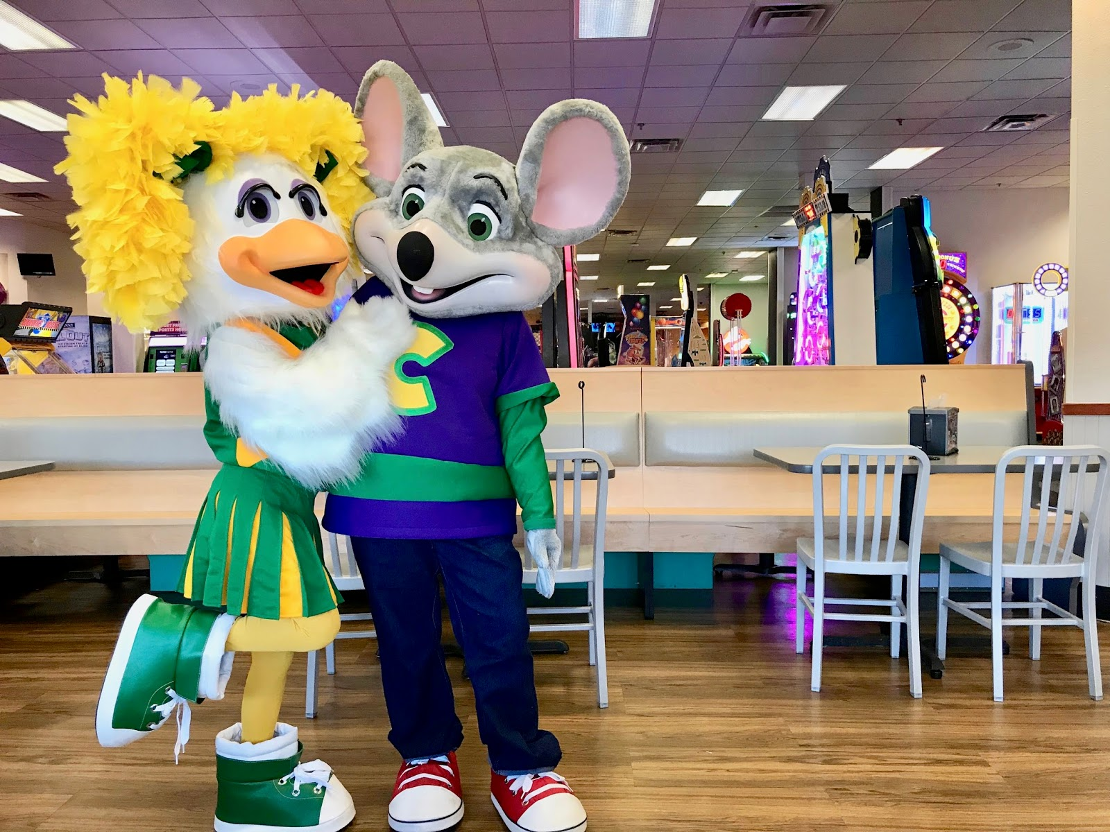 A Chuck E Cheese S Remodel Everyone Will Love Family