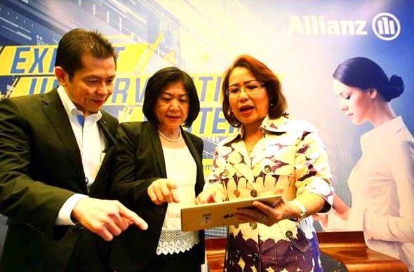 Asuransi Allianz Life Indonesia Meluncurkan Sistem Underwriting Otomatis Yaitu Expert Underwriting System
