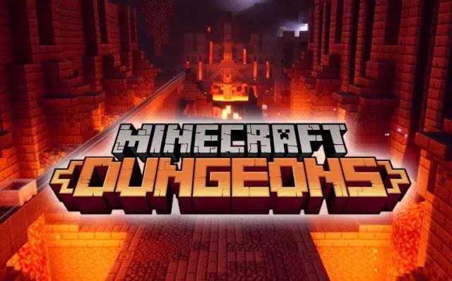 Minecraft Dungeons- Cara Membuka Kunci Soggy Caves