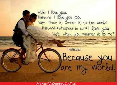 Love Memes For Wife